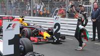 Brundle po Monaku: Skvělé výkony, chyby i nezkušenost - anotačno foto