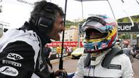 Fernando Alonso po závodě v Monaku