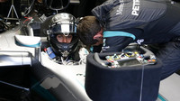 Nico Rosberg před závodem v Monaku