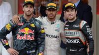 Vítězové závodu v Monaku