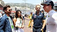 Celebrity s Maxem Verstappenem v Monaku