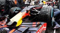 Daniel Ricciardo před závodem v Monaku