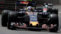 """Sainz lituje pomalých zastávek Toro Rosso: """"Měli jsme neuvěřitelné tempo"""" - anotační foto"""