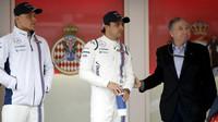 Valtteri Bottas, Felipe Massa a Todt v Monaku