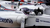 Valtteri Bottas po závodě v Monaku