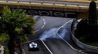 Felipe Massa v závodě v Monaku