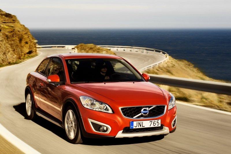 Volvo C30 nemá šanci na návrat. Výrobce ho považuje za omyl - anotační foto