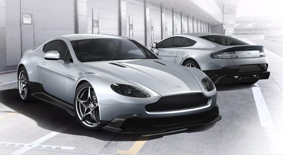 Nemůžete si koupit Aston Martin GT8? Tak si ho alespoň nakonfigurujte - anotační foto
