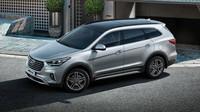 Omlazený Hyundai Grand Santa Fe doplňuje standardní Santa Fe.