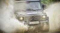 Nové Géčko od Mercedesu zřejmě dostane vzduchový podvozek - anotační foto