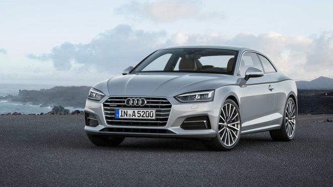 Nová generace Audi A5 přichází na český trh.
