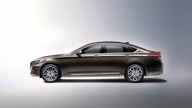 Hyundai Genesis se proměnil v Genesis G80, chybět nebude sportovní varianta.