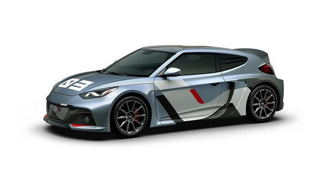 Hyundai testuje silniční raketu. Obdoba Clia V6 bude prohánět i věhlasnou konkurenci - anotačné foto