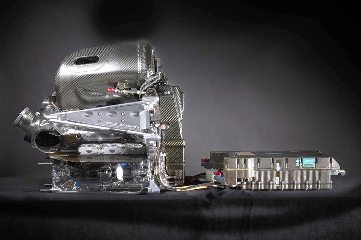Mercedes chce postavit hyperauto s pohonnou jednotkou z F1 - anotační obrázek