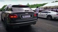 Bentley Bentayga chce zkusit porazit Porsche 911 Turbo