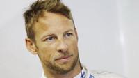 """""""Už mě to otravuje,"""" zlobí Buttona dotazy k porovnání dominance Brawn GP a Mercedesu - anotační foto"""