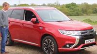 Jak rychle se dá prolomit ochrana Mitsubishi Outlander