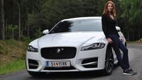 TEST: Jaguar XF 2.0d R-Sport (2016): Pětce od BMW šlape na paty - anotační foto