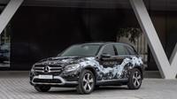Mercedes-Benz GLC F-Cell je vodíkovou verzí německého SUV.