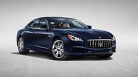 Maserati Quattroporte v novém provedení GranLusso.