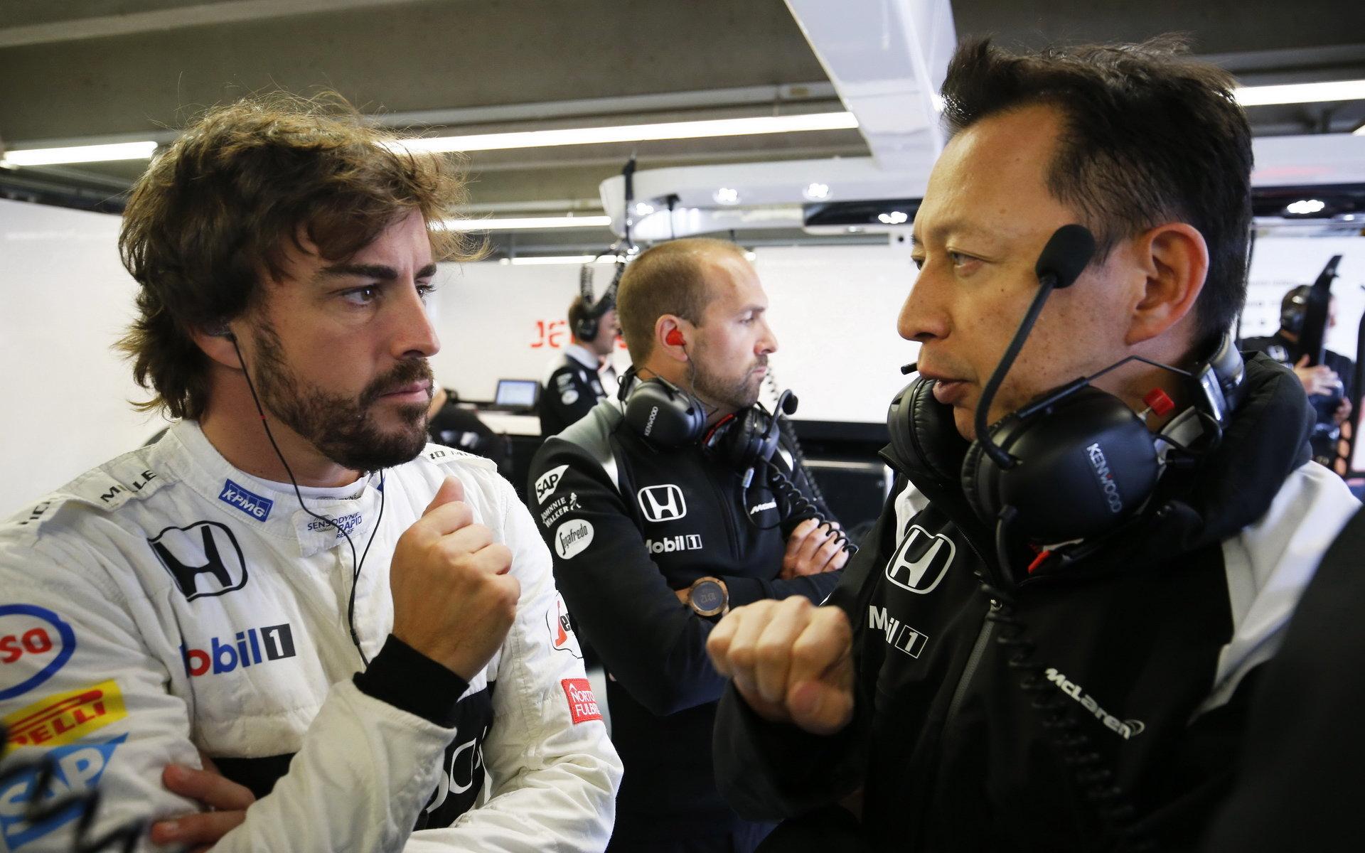 Šéf Hondy: Nikdy jsem neřekl, že jsme na úrovni Mercedesu! - anotační foto