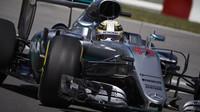 NEJRYCHLEJŠÍ KOLO v Rakousku předvedl Hamilton, Ferrari za Red Bullem - anotační obrázek