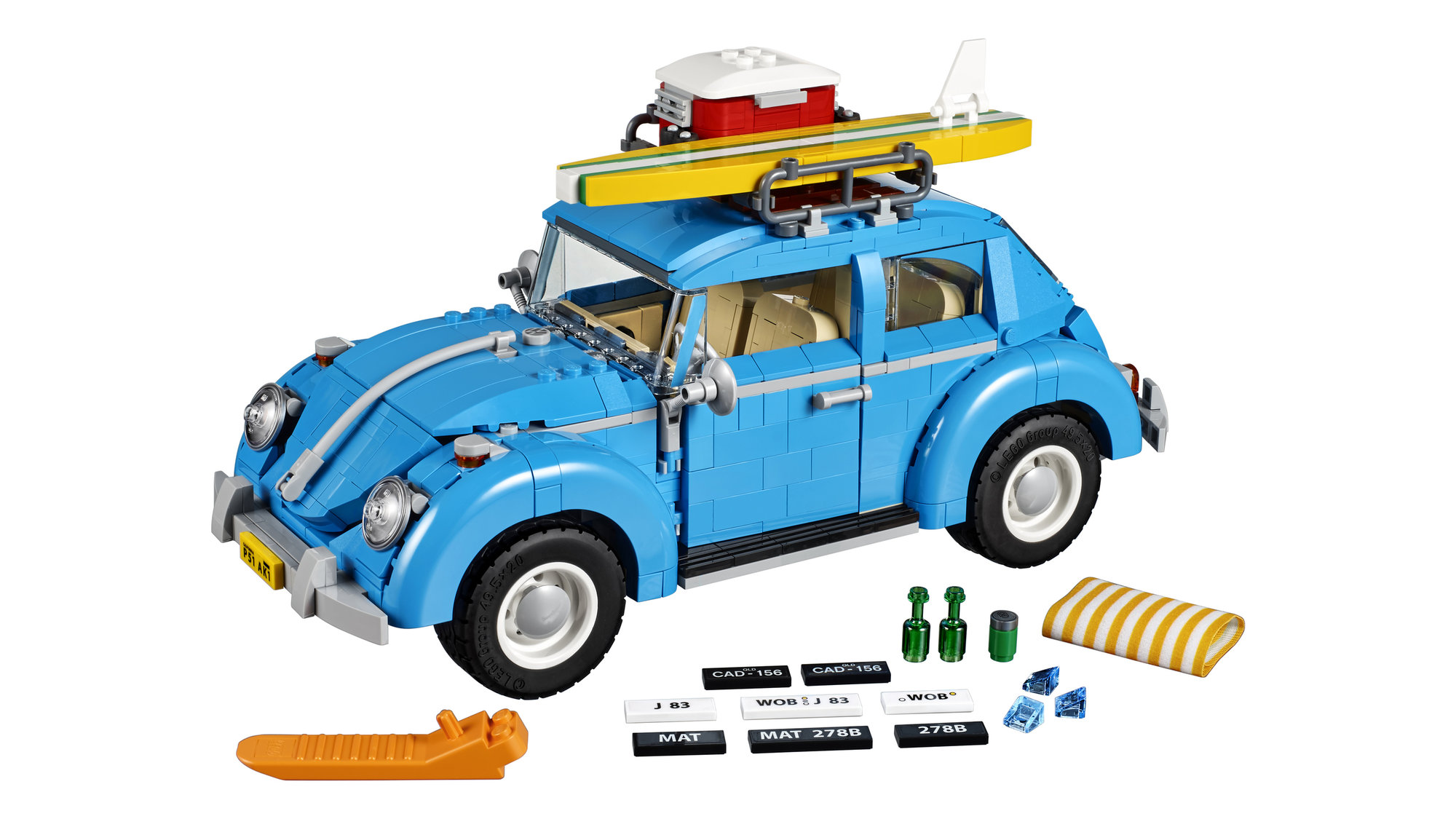 81f0f98688e Volkswagen Brouk z Lega od originálu nepoznáte