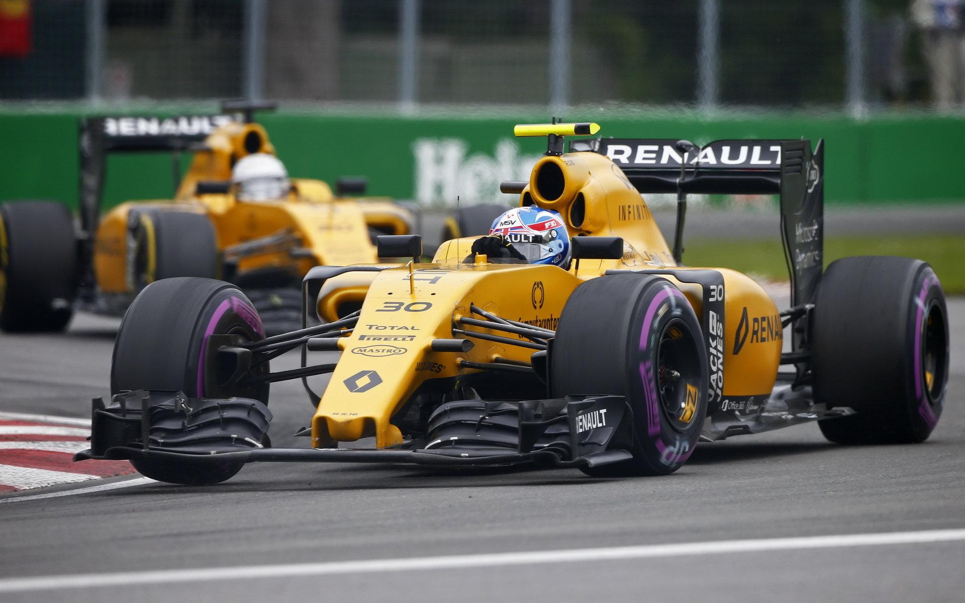 Renault využívá velké ceny pro testování. S čím má největší problémy? - anotační obrázek