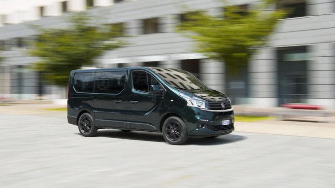 Fiat Talento přichází na český trh.
