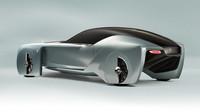 Rolls-Royce Vision Next 100 je vizionářským pohledem do budoucnosti.