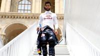 Daniel Ricciardo v Baku