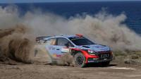 Hyundai vyjel poprvé s testovací mulou i20 WRC 2017 - anotační foto