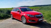 TEST: Opel Insignia ST 2.0 CDTI 170 6AT: Je tak dobrý jak se říká? - anotační foto