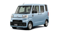 Daihatsu Hijet Caddie je japonskou interpretací pojmu městská dodávka.