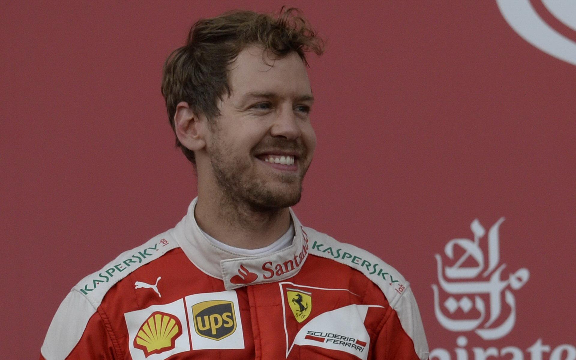 U Ferrari se obávají penalizace Vettela - anotační foto