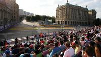 Závod v Baku