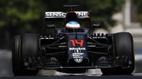 Alonso: McLaren se zlepšuje skoro o minuty, ne o sekundy - anotační foto