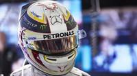 Lewis Hamilton v Baku