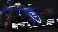 Marcus Ericsson prodělal na Silverstone nepříjemnou nehodu (ilustrační foto)