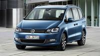 Volkswagen Sharan je jedním z modelů, kterým hrozí zrušení.