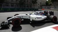 Felipe Massa v Baku