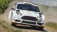 CERS Faster Rally Team v jihomoravských vinicích - anotační foto