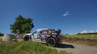XIQIO postihla v závere Rally Hustopeče smola - anotační foto