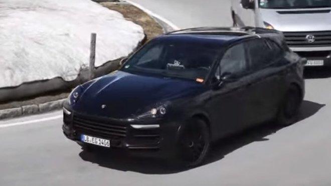 Porsche Cayenne (2017)