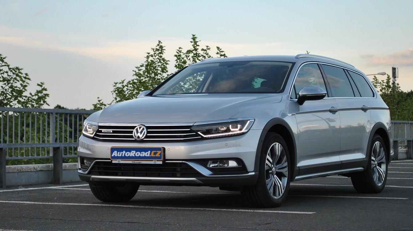 TEST: Volkswagen Passat Alltrack 2.0 TDI: Nafintěný dobrodruh - anotační foto