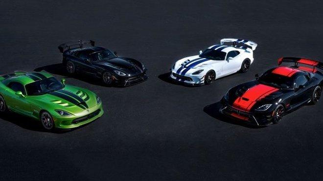 Dodge uzavírá objednávky Viperu, ovšem ne na pořád! - anotačné foto
