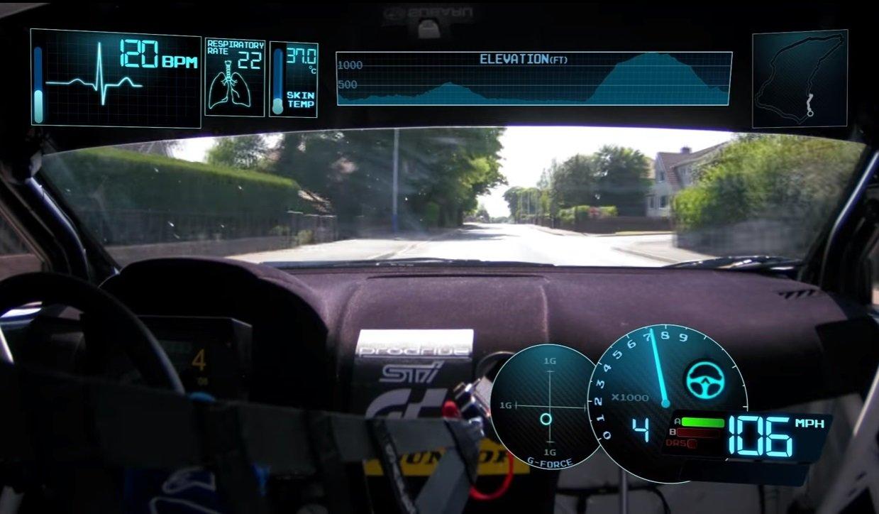 Subaru WRX STI proletělo okruh Isle of Man. Průměrná rychlost byla šílená - anotační foto
