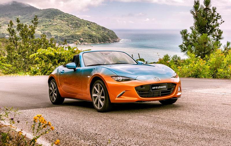 Mazda MX-5 Levanto: Když málo udělá hodně - anotační foto