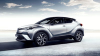 Atypická Toyota C-HR míří na český trh.