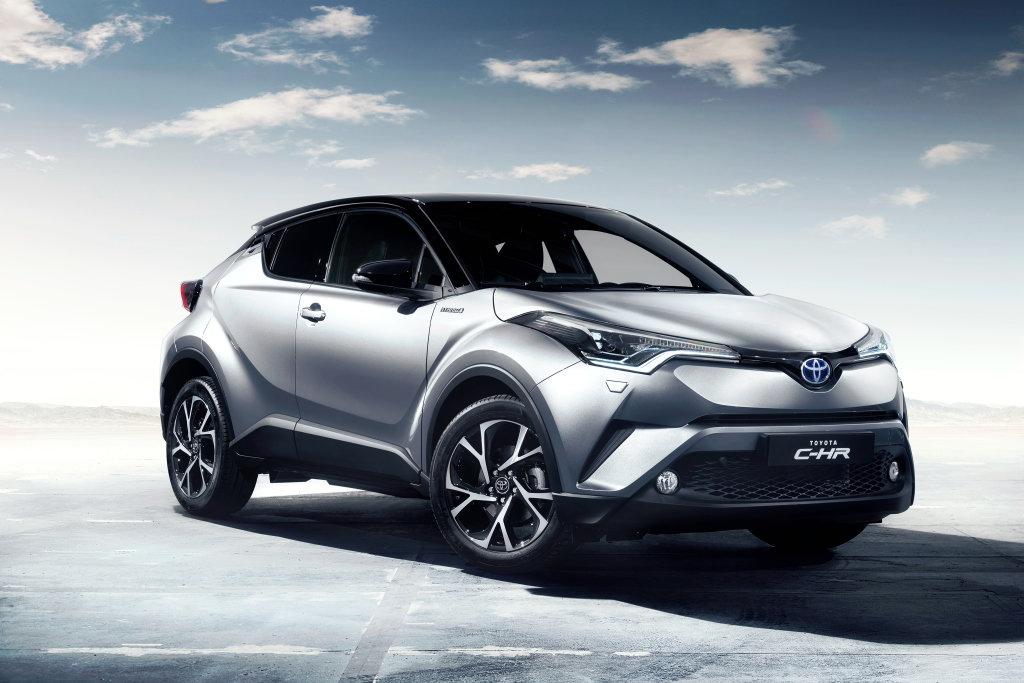 bezmála 80 procent zájemců o Toyotu C-HR volí hybridní pohon